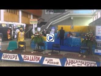 Evènements au Palais des Congrès de Yaoundé